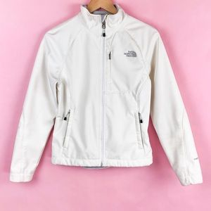 The North Face Apex Bionic 2 Jacket in Ivory Small
